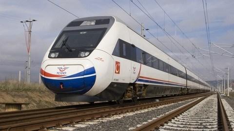 İstanbul'dan Antalya'ya Hızlı Trenle Gidilecek