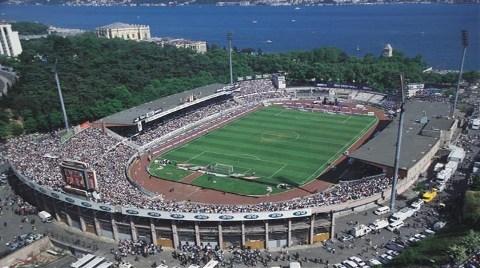 İnönü Stadı'nın Yıkılan Parçaları Satılacak!