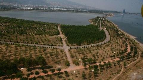 """""""EXPO Binaları Kent Ormanı Üzerine Yapılacak"""""""