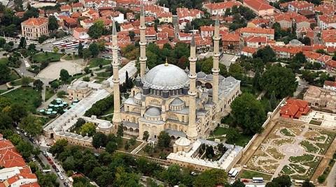 Selimiye Camisi ve Külliyesi'nde Rölöve Çalışmaları Başladı
