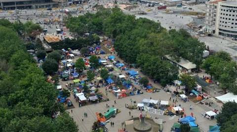 Gezi Parkı için İlk Anketten Ne Çıktı?