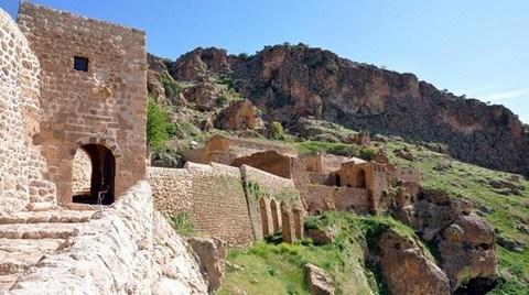 Süryaniler Mor Avgin Manastırı'na Ait Arazileri Geri İstiyor!