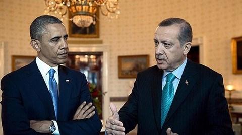 Erdoğan ile Obama Gezi'yi Konuştu