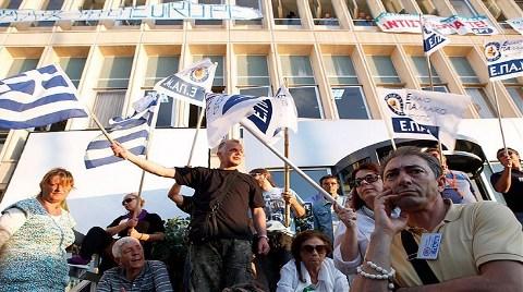 Yunanistan'da Vergi Karşılığı Kiralık Ev