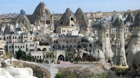 Kapadokya'ya Açık Hava Müzesi Yapılıyor