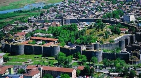 Diyarbakır'da 2 Bin Konut Yıkılacak