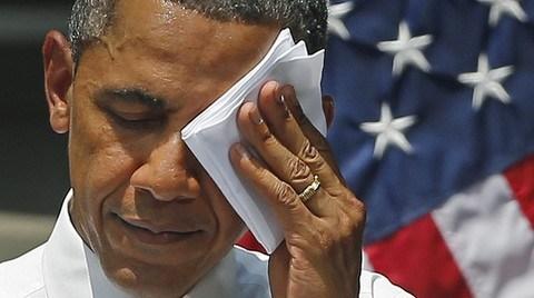 Obama Küresel Isınma için Harekete Geçti
