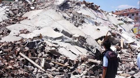 Ankara'da 10 Katlı Bina Çöktü