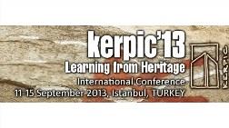 Üçüncü Uluslararası Kerpiç Konferansı İstanbul'da Yapılacak
