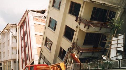 Riskli Binalar Zemin Kattan Tespit Edilecek