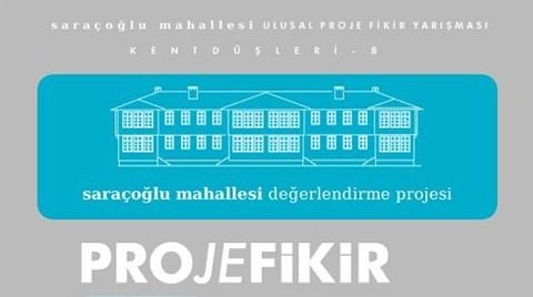 Saracoğlu Mahallesi Değerlendirme Projesi Ulusal Fikir Yarışması Sonuçlandı