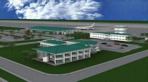 Şırnak ve Bingöl'de Havalimanı Açılıyor