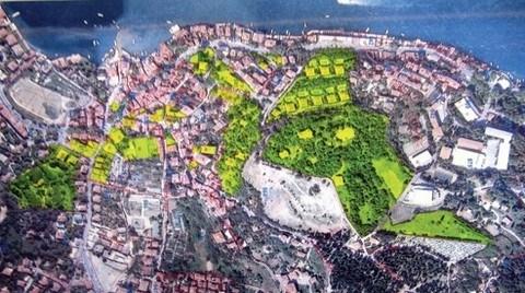 Çengelköy'de 4 Bin Metrekare Arazi Kamulaştırılıyor