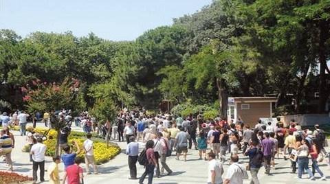 Gezi Parkı Açıldı, Kapandı, Açıldı