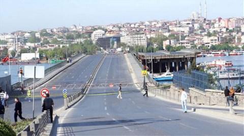 Unkapanı Atatürk Köprüsü Bakıma Alınıyor!
