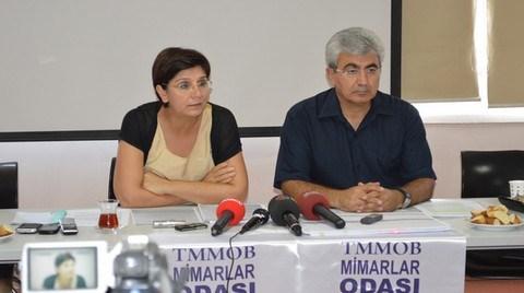 """""""TMMOB Yasası Gezi'nin İntikamı"""""""