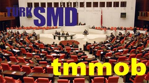 """""""Bu Yasayla Mimarlara 'Hükümsüzdür' Damgası Vuruldu!"""""""