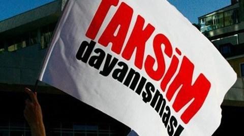 Taksim Dayanışması Serbest!