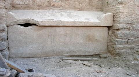 Tophane'deki Kalıntılar Bizans Manastırına mı Ait?