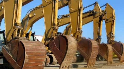 İnşaat Makineleri Piyasasında Çin Öne Çıkıyor