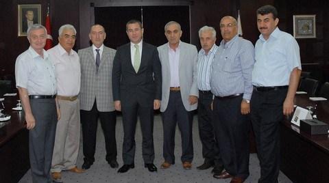 """""""KOBİ Organize Sanayi Bölgesi Kurulsun"""""""