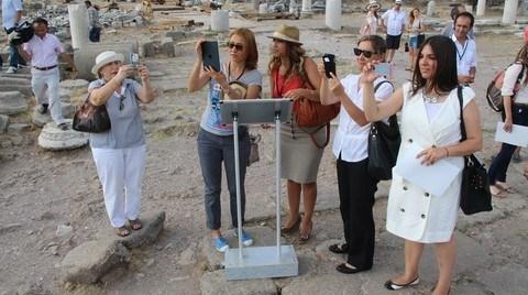 2000 Yıl Öncesinin Zekasıyla Bugünün Teknolojisi Bergama'da Buluştu