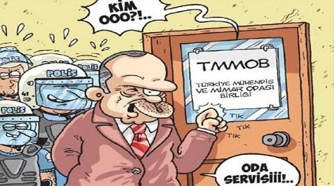 Erdoğan'dan Özel 'Oda Servisi'