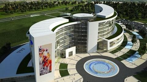 TOKİ, AFAD'a Hizmet Binası Yapacak
