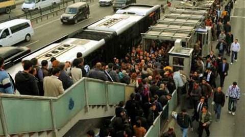 Cevizlibağ Metrobüs İstasyonuna Düzenleme