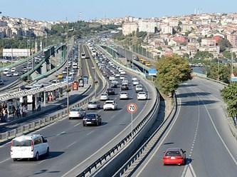 Haliç Köprüsü'nde Yol Tamam