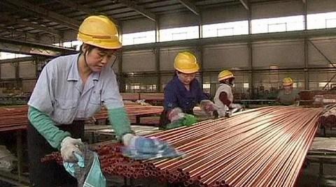 Çin 2015 Sonuna Kadar %7 ile 7,5 Arasında Büyüyecek