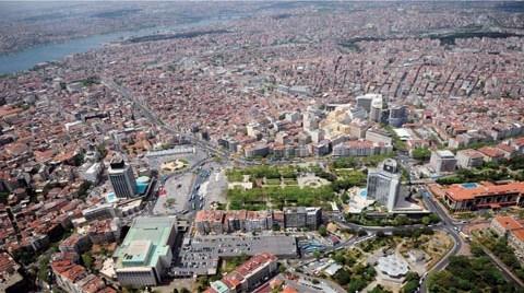 'Taksim Dayanışması Suç Örgütü Değildir'