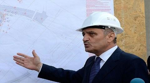 """""""Gezi Parkı'nda İnşaat Yapacağız Demedik"""""""