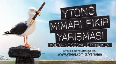 Ytong Ulusal Mimari Fikir Yarışması Sonuçlandı
