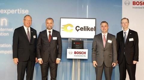 Bosch Global Tedarikçi Ödülü 13. Kez Sahiplerini Buldu