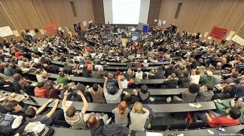 Türk-Alman Üniversitesi Eğitime Başlıyor