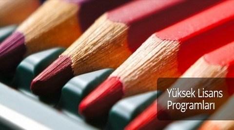İstanbul Aydın Üniversitesi '13-'14 Güz Dönemi Lisansüstü Program Kayıtları Başladı