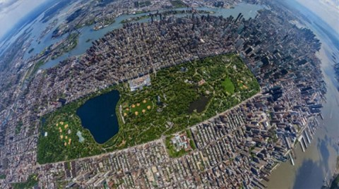 """İstanbul'a Central Park Yakışmaz"""