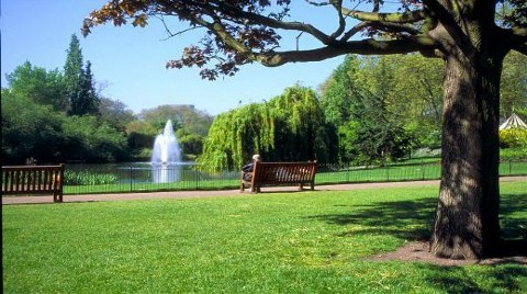 St. James Park-Londra