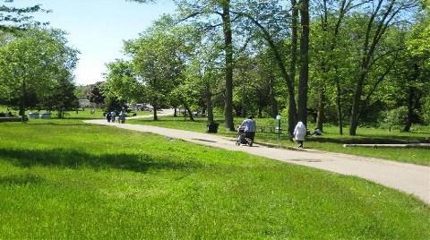 Thomson Memorial Park-Toronto (Kanada)