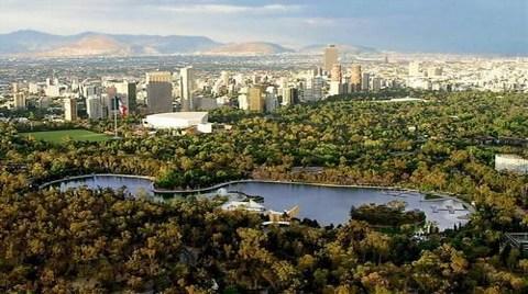 Chapultepec Park-Mexico Cit