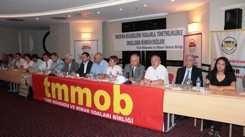 TMMOB Meslek Odaları: Cumhurbaşkanı Önemli Bir Kararın Eşiğinde
