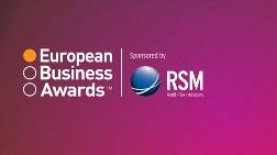 'Avrupa İş Ödülleri'nde Final Heyecanı