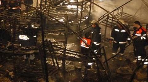 AVM İnşaatı Yangınındaki Bilirkişi Raporu İsyan Ettirdi!