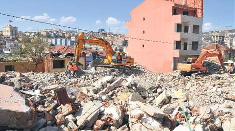 """İstanbul'da """"Kentsel Dönüşüm"""" Operasyonu!"""