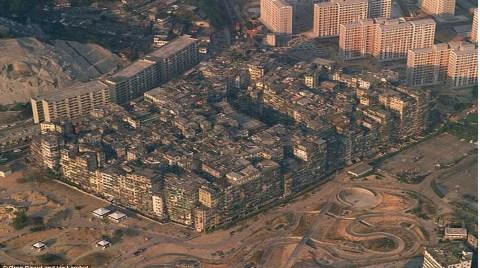 Asya'nın 'Hayalet Kentleri'