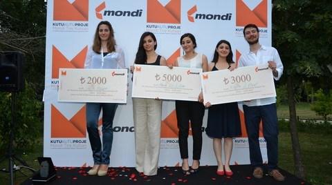 'Kutu Kutu Proje'nin Kazananları Belli Oldu