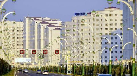 Türkmenistan Bu Kez Türk İnşaatçılara Yaptırmıyor