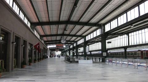 Ankara Garı Engelliye Dar Geliyor