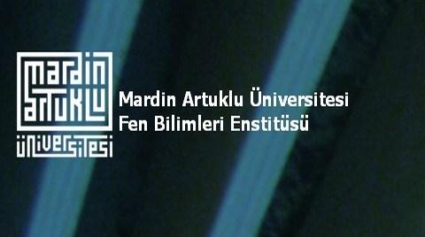 Mardin Artuklu Üniversitesi Mimarlık Fakültesi Güz 13-14 Lisansüstü Programları